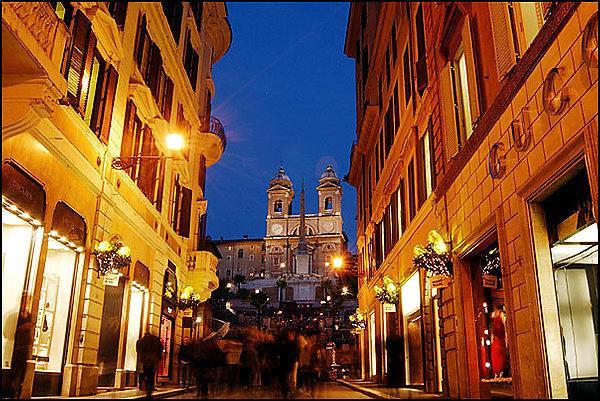 Hotel Dei Condotti Roma